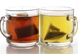 Вреден ли чай в пакетиках?
