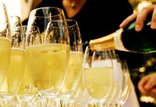 Игристые вина. Выбор бокалов