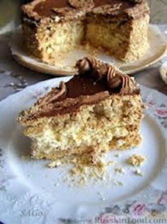 Киевский торт фото