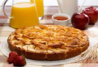 Яблочный пирог «Шарлотка» – 3 рецепта