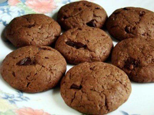 Печенье шоколадное наслаждение фото
