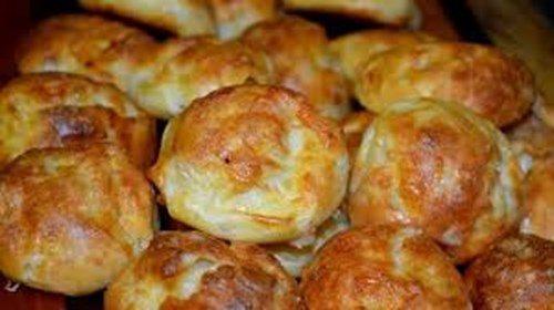 Сырные булочки фото