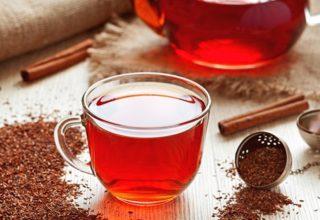 Чай ройбуш – освежающий привет из Африки