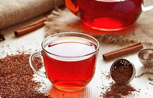Чай ройбуш фото
