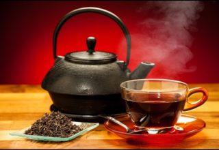 Как делают черный чай?