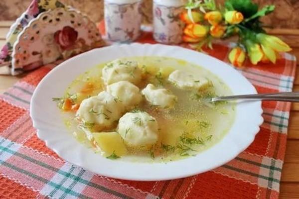 Белорусские клецки для супа_result
