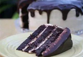 Особый шоколадный торт