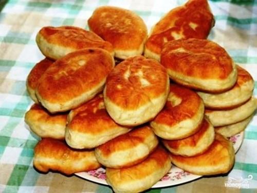 Пирожки на кефире фто