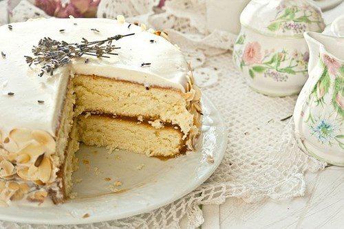 Пуншевый торт фото