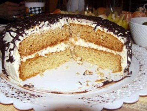 Торт «Янчи» фото