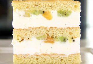 Торт с особой начинкой