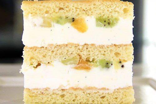 Торт с особой начинкой фото