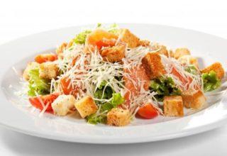 Цезарь овощной