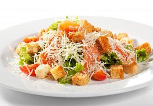 Цезарь овощной фото