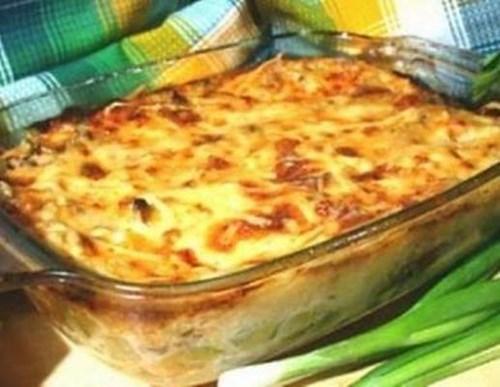 Запеканка «Картофельная» фото