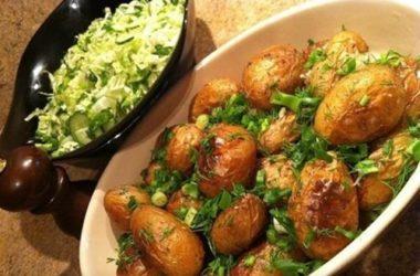 Картофель к«празничному столу»