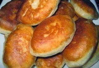 Пирожки «Бабушкины»
