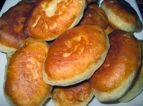 Пирожки «Бабушкины» фото