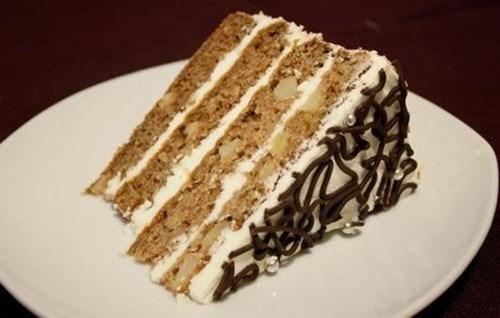 Пряный «Яблочный торт» фото