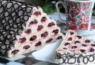 Торт«Монастырская изба»