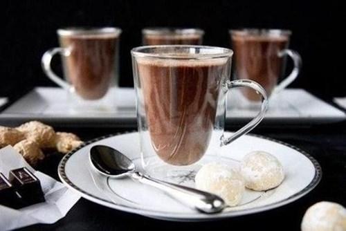 Вкусный рецепт «Горячего шоколада» фото