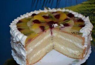 Идеальный «Бисквит для тортов»