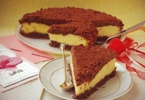Пирог «Торфяной» фото