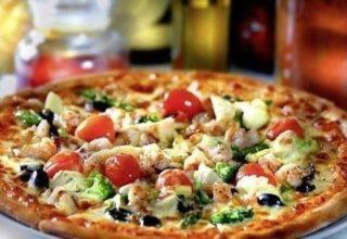Пицца «Домашняя с тонкой хрустящей основой»