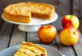 Яблочный «тортик»