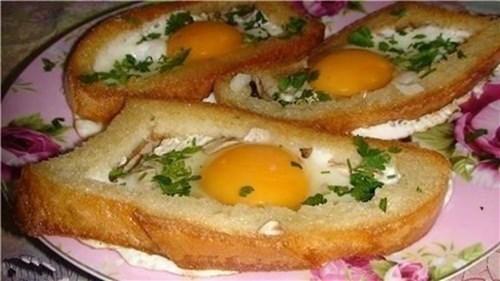 Горячие бутерброды фото