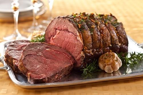 Запеченное мясо фото