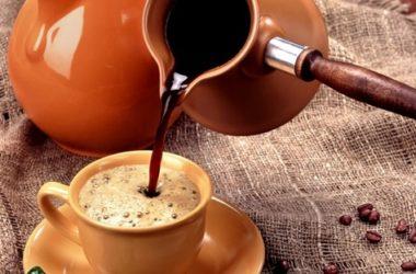 Как сварить кофе фото