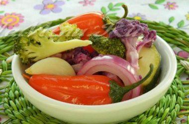Маринованные овощи