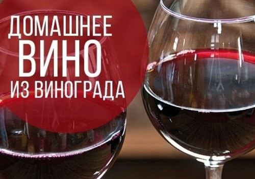 приготовление вина из винограда