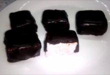 """Конфеты """"суфле в шоколаде"""""""