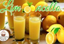 Лимончелло (сицилийский лимонный ликер)