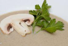 Нежнейший грибной крем-суп