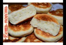 Печенье на сковороде (или в духовке)