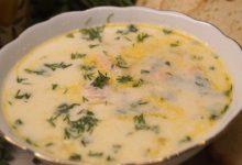 """Рыбный суп """"все в восторге"""""""