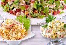 Салат на Новый Год: 3 варианта