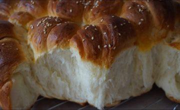 Сдобный хлеб, сербская погача
