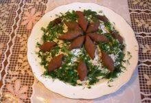 Шикарный салат из 2 баночек за 2 минуты