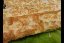 Сырная закуска из лаваша