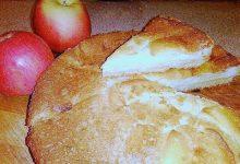 """Яблочный """"цветаевский"""" пирог"""